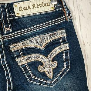 Rock Revival Royal Boot Cut Jeans